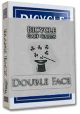 BICYCLE DOUBLE FACE