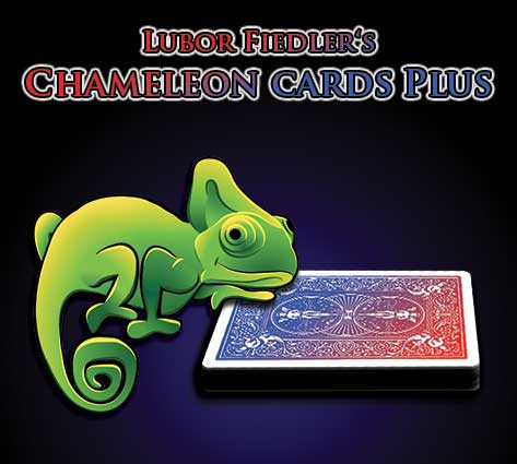 CHAMELEON CARDS PLUS