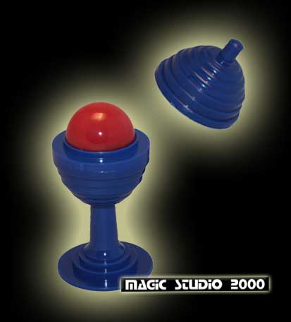 MAGIC BALL TRICK