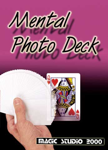 MENTAL PHOTOGRAPHY DECK BICYCLE