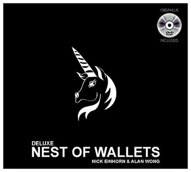 NEST OF WALLETS + DVD