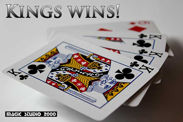 KINGS WINS!