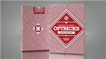 MECHANIC OPTRICKS DECK RED
