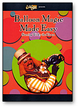 Balloon Magic Made Easy VOL. 1 - DVD