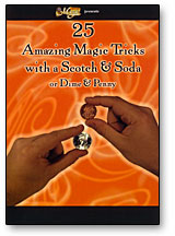25 AMAZING TRICKS WITH A SCOTCH & SODA - DVD