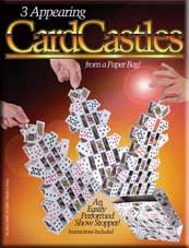 CARD CASTLE MAGIC BAG
